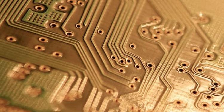 Золото и другие драгметаллы в компьютерах